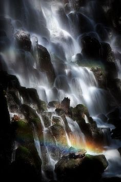 Ramona Falls - Mt. Hood National Forest, Rhododendron, Oregon