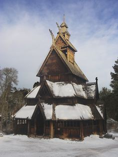 Norway church