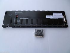 You are buying one new GE Fanuc IC693CHS392J Base 10-Slot Expansion Rack.  It appears to be brand new, but we are not sure.  Look at photos to see what you are buying.  This item is sold 'as is' because we do not have the means to test it.