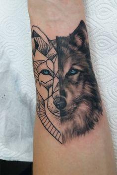 #geomatics #realistic #wolf