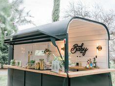 Cafe Shop Design, Kiosk Design, Cafe Interior Design, Food Truck Interior, Retail Interior, Store Design, Food Cart Design, Food Truck Design, Bar Original