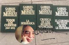 REGALO POR EL DÍA DEL LIBRO: Gabriel García Márquez, 10 de sus mejores libros en PDF para descargar