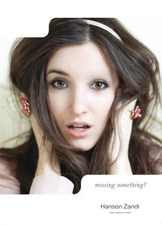 Missing something? by Hanson Zandi -     Photography Michael P Sannwald -    #hansonzandi #advertising #agency