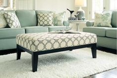 2820008 in by Ashley Furniture in Saint Peters, MO - Oversized Accent Ottoman