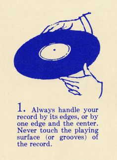 Always handle your records by its edges. Photo Wall Collage, Picture Wall, Collage Art, Poster Collage, Room Posters, Poster Wall, Poster Prints, Plakat Design, Grafik Design