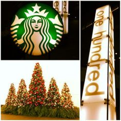 Financial District – Starbucks and the City Starbucks, Christmas Bulbs, Nyc, Holiday Decor, City, Christmas Light Bulbs, New York, City Drawing, Cities