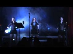 """""""The End"""" by Blutengel ... I am in love with Ulli's voice :)"""