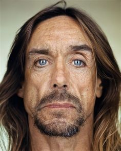 Iggy Pop by Martin Schoeller