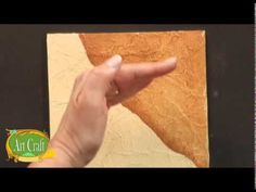Art Craft - Tutorial 18 - Mara Benini - Falsos Acabados - YouTube