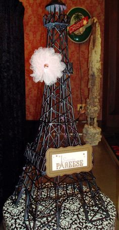 """Photo 1 of 16: Paris / Birthday """"An Evening in Pa-Reese""""   Catch My Party"""