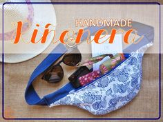 Handbox | Craft Lovers » Comunidad DIY: tutoriales y kits para todosRiñonera Handmade - Handbox | Craft Lovers