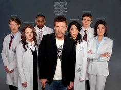 House MD- great show and great ending! Gregory House, Jennifer Morrison, Movies Showing, Movies And Tv Shows, Gotham, Tv Show House, Divas, Dr H, Stars
