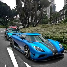 Matte royal electric blue Koenigsegg Agera S. Tags: Exotic cars Supercars hypercars Lambo Lamborghini… - https://www.luxury.guugles.com/matte-royal-electric-blue-koenigsegg-agera-s-tags-exotic-cars-supercars-hypercars-lambo-lamborghini/