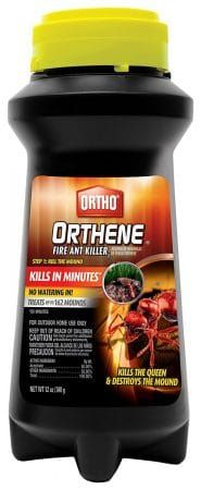 Ortho Orthene Fire Ant Killer kills the queen and destroys the mound. Watering-in is not necessary. Try not to disturb the mounds while treating. Ortho Orthene Fire Ant Killer - Treats up to 162 Mounds. Fire Ant Killers, Ant Problem, Get Rid Of Ants, Household Pests, Fire Ants, Pest Management, Ornamental Plants, Pest Control, Lawn And Garden