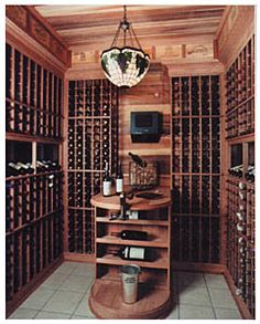 How to build a walk in humidor woodworking projects plans for Walk in wine room