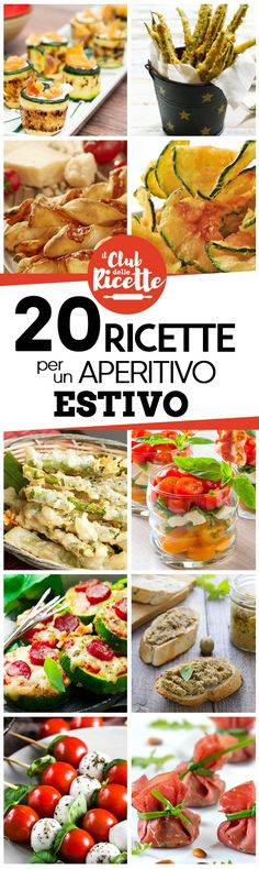 20 recipes for a summer snack / / . 20 recipes for a summer snack / / . Antipasto, Fingerfood Party, Party Finger Foods, Bon Appetit, Bacon, Food And Drink, Appetizers, Dinner, Cooking