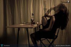 Languid lass . The Dark Addiction........ in Photography by Anshul Gautam