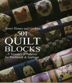Better Homes and Gardens 501 Quilt Blocks - Ludmila Krivun - Picasa Albums Web