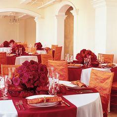 red wedding ideas wedding