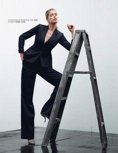 "cool Elle França Agosto 2013 | Doutzen Kroes em ""Special Mode"" por Thomas Whiteside [Editorial]"