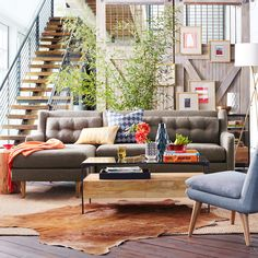 Learn everything you need to know about buying a sectional sofa.