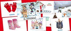 Recursos para el aula: Bits de Invierno y Navidad