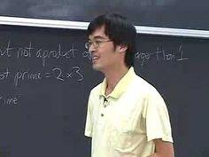 Math Prodigy Terence Tao, UCLA