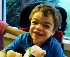 Vote for Logan Piefer - Oneonta, NY in the 2013 National Mobility Awareness Month Local Hero contest!    Please repin, share, and vote!!