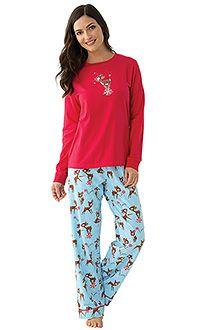 Women's Pajamas, Women's Sleepwear, Womens Cotton Pajamas | PajamaGram