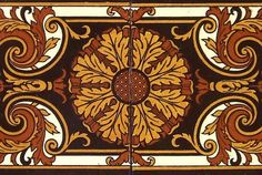 Minton Aesthetic Tile Panel