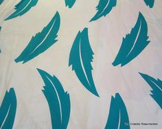 Vintage Latex Swimwear Fabric by Gilbert Frank 4 Way by linbot1, $35.00