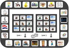 Bingo met (een deel van) de categoriën uit de methode Staal