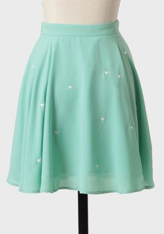 Simply Smitten Embellished Skirt at #Ruche @Ruche