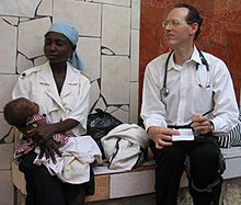 Dr. Paul Farmer.... the work that this man has done in Haiti and around the world is incredible!!