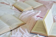 Reading:  Gorgeous books on a gorgeous bed
