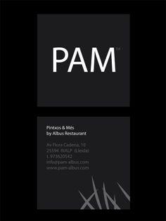 PAM  branding by @Serrano Brothers