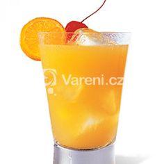 Domácí pomerančový džus recept - Vareni.cz Pint Glass, Smoothies, Beer, Punk, Tableware, Syrup, Root Beer, Dinnerware, Dishes