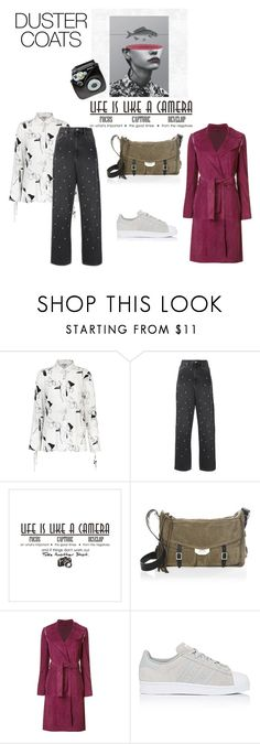 """""""FOUS - CAPTURE - DEVELOP"""" by gabrielleleroy ❤ liked on Polyvore featuring Étoile Isabel Marant, rag & bone, ZAC Zac Posen, adidas, Polaroid, polyvoreeditorial and DusterCoat"""