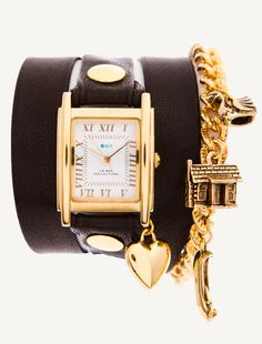Winter Cottage La Mer watch #sale