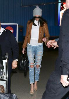 Kendall and Kylie always bring it on the red carpet, but their off-duty looks are just as cute! Steal their best street style looks!
