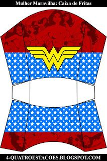 Kit festa infantil mulher maravilha, completo gratuito Book Activities, Wonder Woman, Superhero, Birthday, Party, Crafts, Women, Party Kit, Kids Part