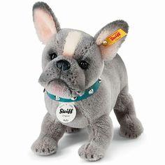 シュタイフ 【2015年新作】ブルドッグの仔犬 ブリー 24cm EAN036156 【送料無料】