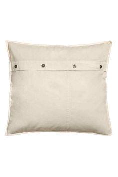 Fodera cuscino in twill | H&M 8€