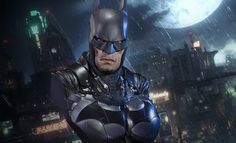 The Batman Arkham Knight Premium Bust by Prime 1 is now available at Sideshow.com  Sideshow Wishlist 2016