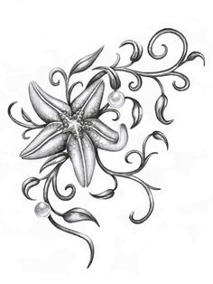 Starfish/Flower