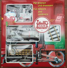 Lgb #78443 train & #track set for indoor & #outdoor use starter set nib,  View more on the LINK: http://www.zeppy.io/product/gb/2/252034531664/