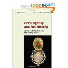 Art and Agency and Art History (New Interventions in Art History)