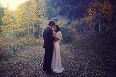 Real Wedding Album: Victoria & Sean: Save the Date