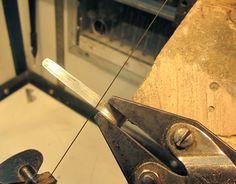 Good Tutorial on Making a Bezel // http://www.meevis.com/jewelry-making-class-making-bezel.htm   #jewelrymaking