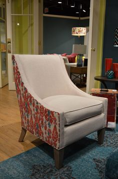 Craftmaster Furniture... Artisan Home Collection...accent chair.